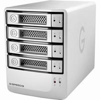 G-Technology 4TB G-SPEED Q External Hard Drive Array