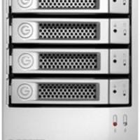 G-Technology 8TB G-SPEED eS PRO 4-Bay RAID Array w/ 4x 2TB Enterprise Drives