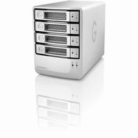 G-Technology 12TB G-SPEED eS PRO 4-Bay RAID Array with 4x 3TB Enterprise Drives