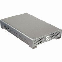 G-Technology 750GB G-DRIVE mini High-Speed Portable Drive