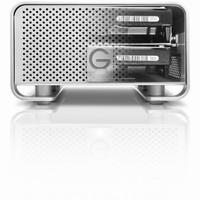 G-Technology 8 TB G-RAID External Dual Hard Drive Array .
