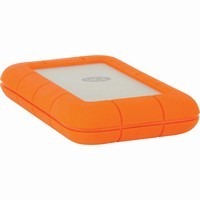 LaCie 500 GB External Hard Drive Solid State Storage