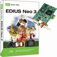 Grass Valley Edius Neo 3 & HDSPARK Board |600735|