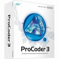 Grass Valley ProCoder 3 Encoding Software for Windows |606195|