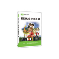 Grass Valley EDIUS NEO 3 DOWNLOAD / ENG/FR/ NA ONLY