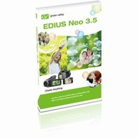 Grass Valley EDIUS Neo 3.5 (Boxed Set)