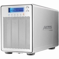 Akitio 8TB (4 x 2TB) Hydra Super-S LCM External Hard Drive Array