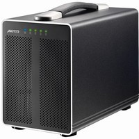 Akitio 4TB Thunder2 Quad External Storage Array