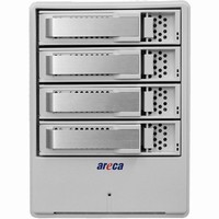 CineRAID Areca ARC-5026 4-Bay Thunderbolt RAID Enclosure