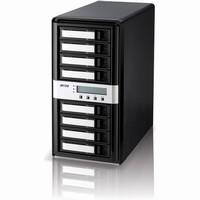 CineRAID Areca ARC-8050T2 24TB (8 x 3TB) 8-Bay Thunderbolt 2 RAID Enclosure