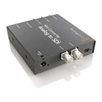 Blackmagic Decklink Mini Converter - Analog to SDI  CONVMAAS 