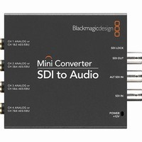 BlackMagic Design Mini Converter - SDI to AUDIO ( PS INC)