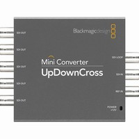 Blackmagic Design Mini Converter - UpDownCross |CONVMUDC|
