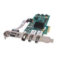 AJA 4-LANE PCIe CARD w/3G/HD/SD FIBER I/O |Corvid Fiber|