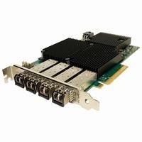 Sonnet 16Gb Quad Channel Fibre Channel Host & VFibre Adapter PCIe 2.0 [Thunderbolt compatible]