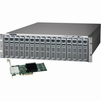 Sonnet Fusion RX1600Fibre Rackmount 16-Drive Fibre Channel Storage System FUS-RX16S6-48TB|