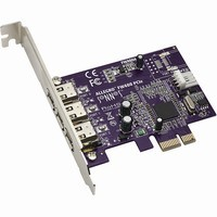 Sonnet | Allegro FireWire PCIe Card (3 ports) | FW400A-E