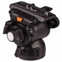 iKAN GH03F Flat Base Pro Fluid Video Head 11 lbs max (E-Image)