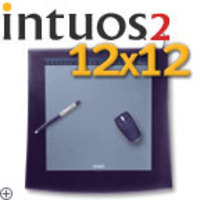 WACOM INTUOS2 12X12 USB TABLET