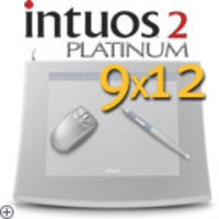 WACOM INTUOS 9X12 SERIAL PLATINUM