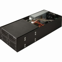 Mobile Rack Kit (Pro Media Reader Edition) |MR-QIO-X4SSD|