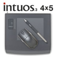 WACOM Intuos3 4x5 tablet with USB connector