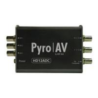 PYRO AV | HD12ADC Multi-Rate 12-Bit Analog Video to | PVC-940