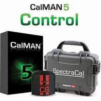SpectraCal CALMAN CONTROL BUNDLE w/C6 COLORIMETER
