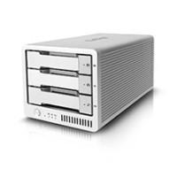 CalDigit T3 Thunderbolt 3 x 2TB HDD RAID Array (6TB)