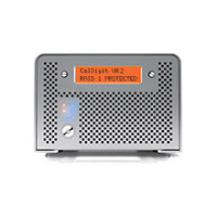 CalDigit VR2 8TB Dual Drive RAID System