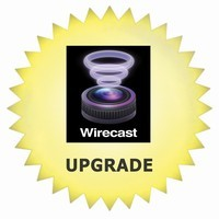 Telestream Wirecast Studio 5 Upgrade from Wirecast Studio 1.x-4.x (Windows)