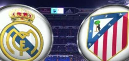 Berita Hot: Susunan Pemain Atletico Madrid Vs Real Madrid