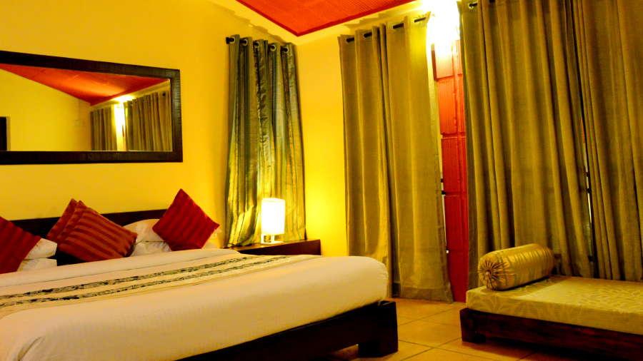 Kadkani Riverside Resorts, Coorg Coorg Premium Rooms Kadkani Riverside Resort Coorg 8