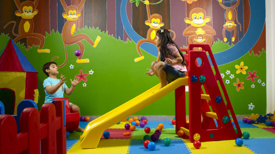 Kids Activity Room At Wonderla Resort Bangalore Resort