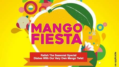 VITS Hotel, Mumbai Mumbai Mango Fiesta - Tent Card A5