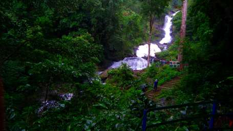 Kadkani Riverside Resort, Coorg Coorg Iruppu falls 9