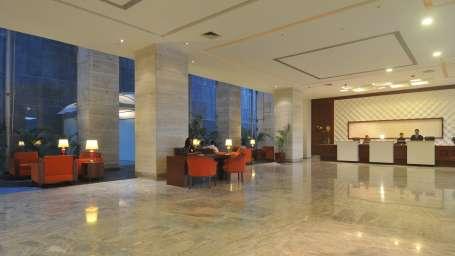 VITS Hotels  Lobby VITS Hotel Pune