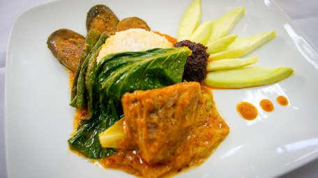 Lotus Eco Resort Konark Konark Sea Food at Kushavadra Restaurant at Lotus Eco Resort Konark
