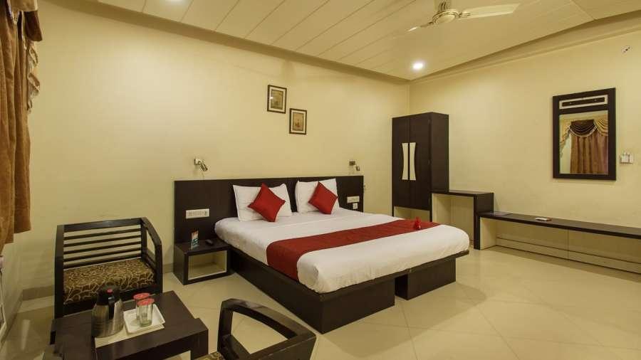 Hotel Ruby, Jaipur Jaipur Royal Delluxe Room Hotel Ruby Jaipur 2