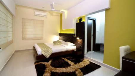 Serenity Inn  Rooms Hotel Serenity La Vista Hyderabad 20