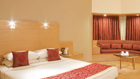 VITS Hotels  Suite 1 at VITS Luxury Business Hotel Aurangabad
