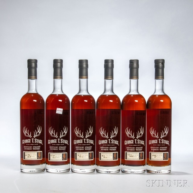 Buffalo Trace Antique Collection George T Stagg Vertical