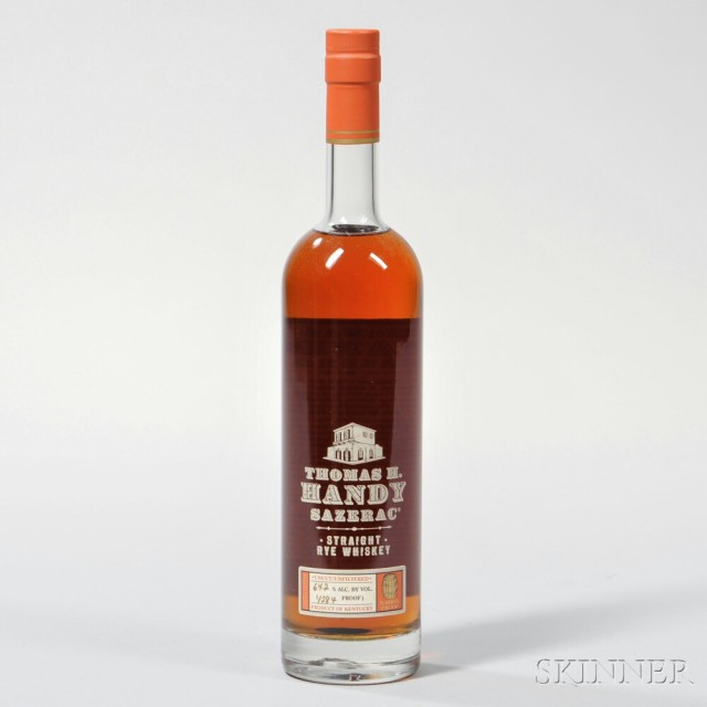 Buffalo Trace Antique Collection Thomas H Handy Sazerac Rye