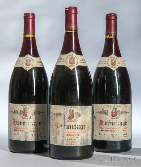 JL Chave Hermitage 1990