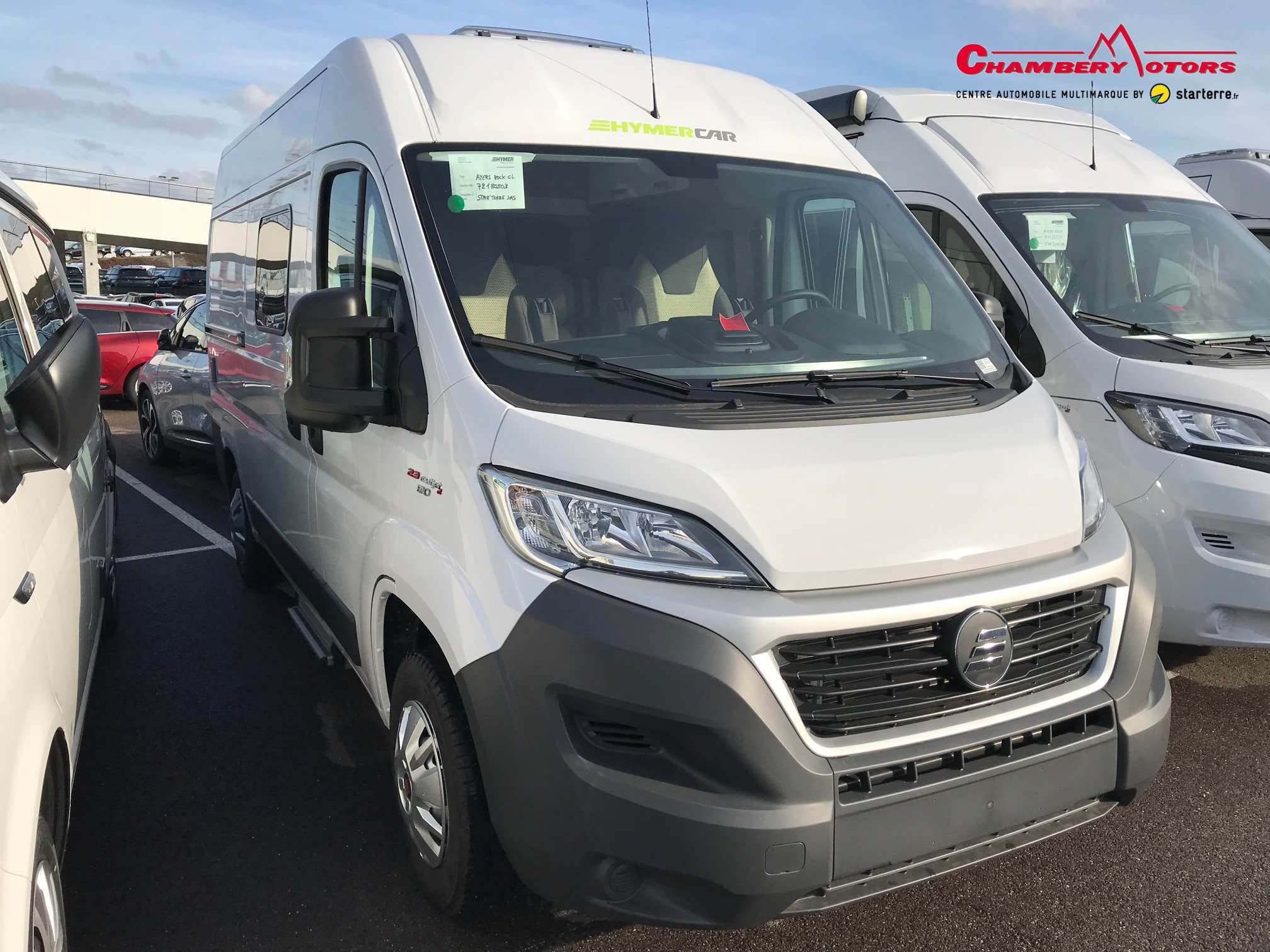 hymer car ayers rock classic 2018 fiat ducato 2 3l 130 cv. Black Bedroom Furniture Sets. Home Design Ideas