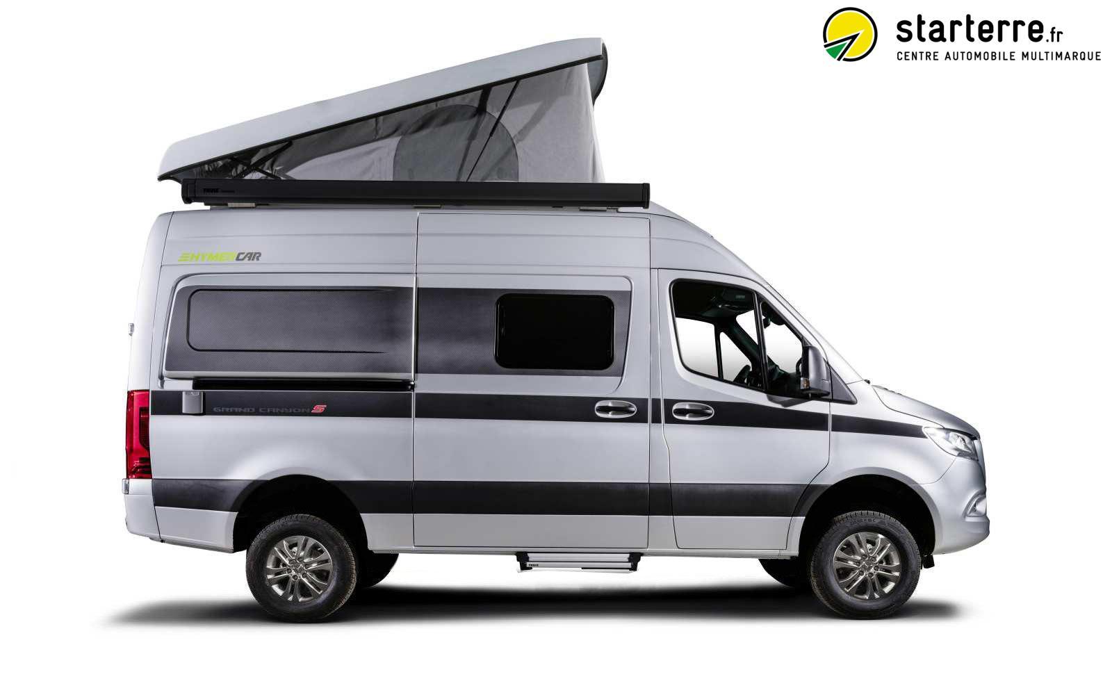hymer car grand canyon s 2019 4x4 new mercedes sprinter 316 cdi 163 cv 4x4 11811834. Black Bedroom Furniture Sets. Home Design Ideas