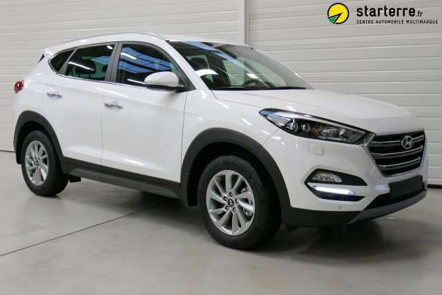 hyundai tucson 1 7 crdi 115 2wd intuitive 11607252. Black Bedroom Furniture Sets. Home Design Ideas