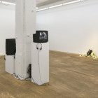 Installation view:<br>The Phantasm, 2011.