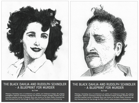 The Black Dahlia and Rudolph Schindler - A Blueprint for Murder
